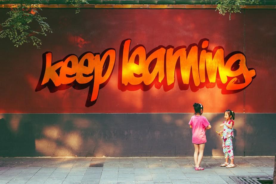 Letting go blog